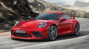 porsche carrera red 2018 porsche 911 gt3 is a daily driver with a racecar engine a