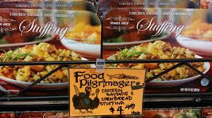thanksgiving sausage dressing trader joe u0027s chicken sausage u0026 cornbread stuffing the trader