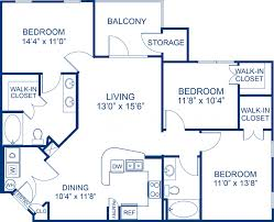 3 Bedroom Apartments Tampa by 1 2 U0026 3 Bedroom Apartments In Tampa Fl Camden Westchase Park