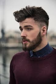 beard and long hairstyle for boy hairstyles and haircuts