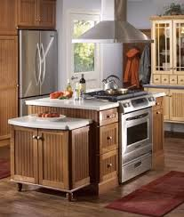 kitchen with stove in island islands kitchen browse by room merillat