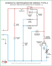fridge wiring diagram diagram wiring diagrams for diy car repairs