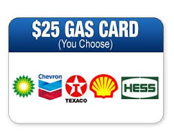 gas gift card enter to win a 25 gas gift card 5 winners
