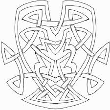 celtic knot shield tattoo by kearnold on deviantart