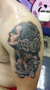 black and white tattoos home