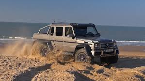 mercedes 6 x 6 mercedes g63 amg 6x6 in operation autoevolution