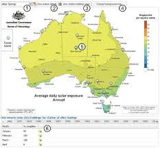 meteorology bureau australia about the one minute solar data product bureau of meteorology