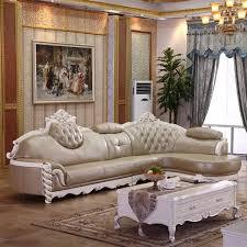 luxury leather sofa bed 2015 leather sofa set living room furniture europe type luxury