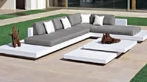 canap sketchup outdoor lounge sofa canapé salon de jardin 3d warehouse