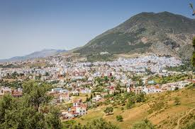Morocco Blue City by Discovering Chefchaouen The Blue City Of Morocco Divergent Travelers