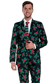 christmas suit tipsy elves men s black mistletoe christmas suit