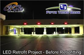 commercial led lighting retrofit photo gallery for electrical and lighting retrofitting and led
