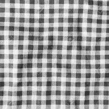 Black And White Checkered Texture Of A Black And White Checkered Picnic Blanket Red Linen