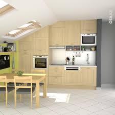 cuisine couleur ivoire plan de travail vert pomme skconcept cuisine coloris pomme et