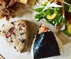 documentaire cuisine japonaise le figaro omusubi gonbei 75001 cuisine japonaise