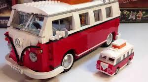 volkswagen lego lego creator exclusive polybag 40079 volkswagen vw t1 campervan
