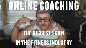 Scam Meme - online fitness coaching is a scam offensive why i do not offer