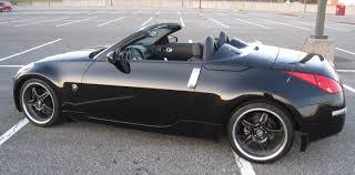 nissan 350z convertible joe1245 2004 nissan 350ztouring roadster 2d specs photos