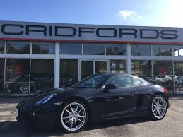 porsche cayman blue used porsche cars for sale in surrey and london cridfords