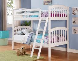 White Bunk Bed Frame Beds To Go Houston Bunk Beds Beds To Go Super Store