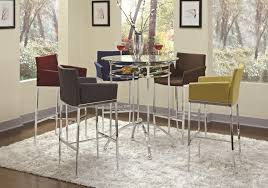small bar height table and chairs dining tables home bar table high and stools small pub style in