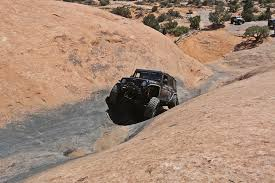 moab jeep safari bangshift com the gang from fabtech share their moab easter jeep