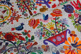 free motion background quilting for halloween quilts piece n quilt december 2014