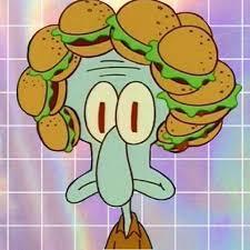 Spongebob Krabby Patty Meme - harold flower spongebob aesthetic instagram photos and videos
