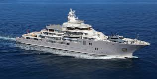 motor yacht ulysses kleven verft fraser