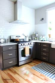 apartments glamorous kitchen cabinet colors before after the