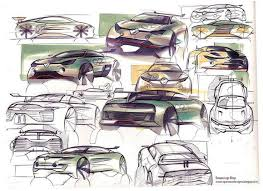 298 best free hand automotive sketches images on pinterest car