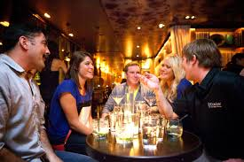 Blind Dating Service The New High Tech Dating Technology Meet In A Bar The New York