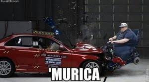Merica Wheelchair Meme - murica meme kappit