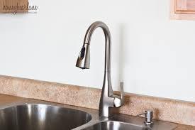 How To Repair Kitchen Faucet How To Replace A Kitchen Faucet Honeybear Lane