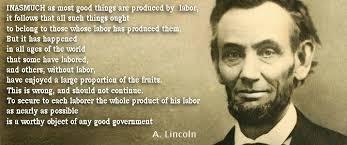comrade abraham was president lincoln a closet marxist nomadic