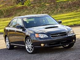 subaru legacy history photos on better parts ltd