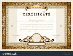 100 business award certificate template free editable blank