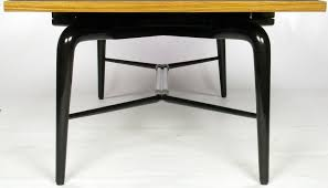 Black Lacquer Dining Room Furniture Rossetto Diamond Dining Table Black Lacquer Pertaining To