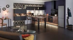 cuisine narbonne cuisine contemporaine avec ilot à narbonne meuble et décoration