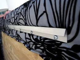 Diy Headboard Fabric Best 25 Diy Upholstered Headboard Ideas On Pinterest Diy Tufted