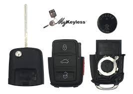 lexus key fob repair new volkswagen replacement remote key fob case diy repair kit w