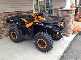 outlander 1000 owners check in page 85 can am atv forum