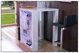 bar cuisine avec rangement meuble cuisine laqué beau table haute de cuisine avec rangement bar