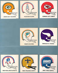 the fleer sticker project 1978 kellogg u0027s pop tarts nfl football