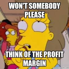 Profit Meme - margin