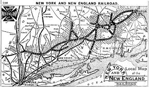 new england central railroad map map archive of connecticut railroads