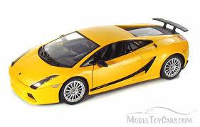 lamborghini gallardo superleggera yellow lamborghini gallardo superleggera yellow motormax 73181 1 18