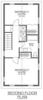 13 Mid Century Style House Plans 1950s Modern Books Floor Plan
