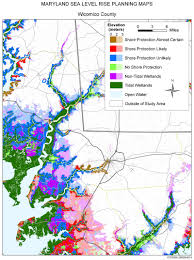 Md Map Sea Level Rise Planning Maps