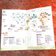 Bronx Zoo Map Prospect Park Zoo Good For Younger Kids Toddling Round New York